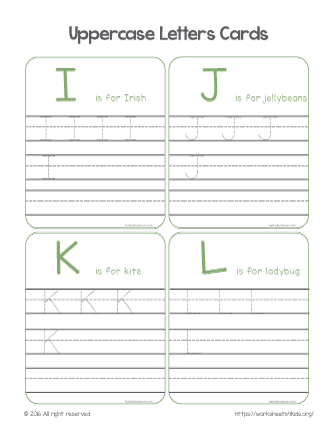 abc tracing sheet