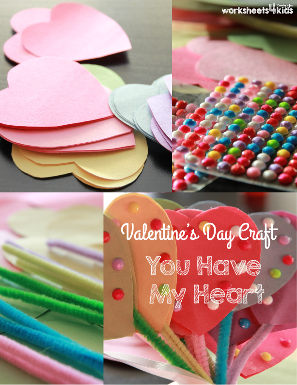Valentine Day Craft