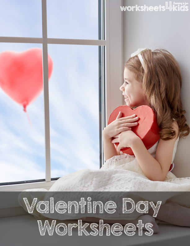 valentine Day Worksheets