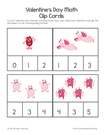 Printable Addition Worksheets  Worksheets Lesson Plans