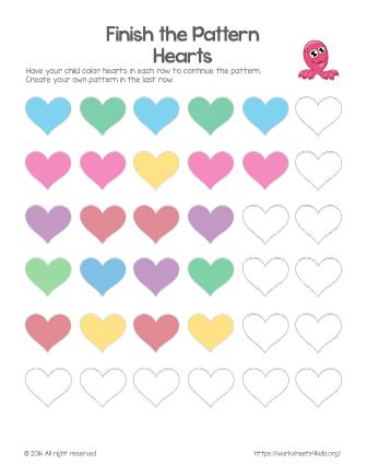 Free Valentine's Day Math Worksheets & Printable Fun Pack - Money ...