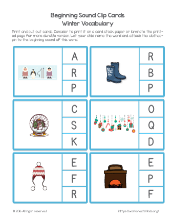 christmas free printable worksheets