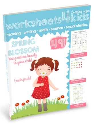spring worksheets